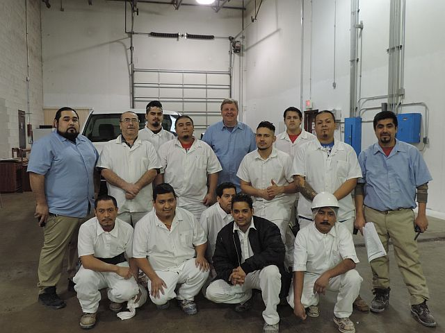 Manufacturing and Warehouse Team