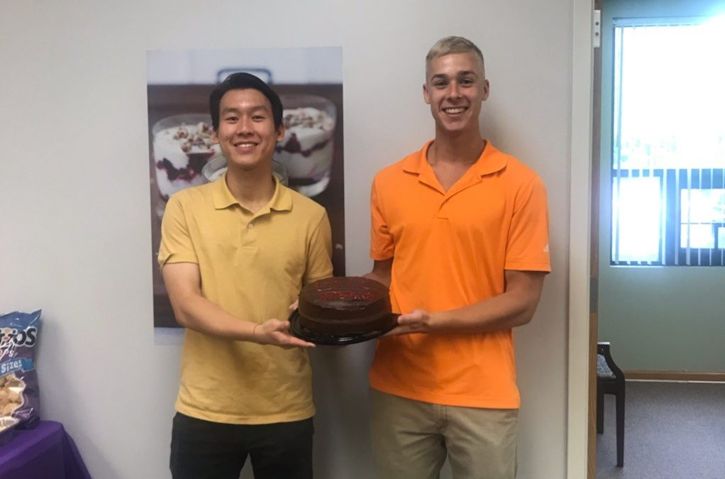 PFI says farewell to summer interns