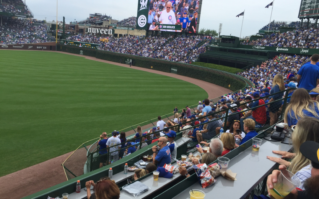 PFI head to Wrigley Field